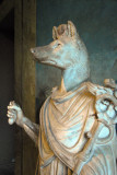 The god Anubis from Anzio, Roman Imperial Period, 1st-2nd C. AD