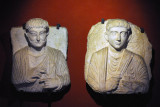 Funerary reliefs from Palmyra, 1st-2nd C. AD