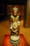Standing Kannon Bosatsu (Avalokitesvara) Asuka Period, 7th C.