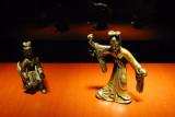 Lady Maya, Asuka period bronze, 7th C.