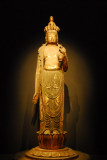Standing 11-headed Kannon Bosatsu (Ekadashamukha Avalokitesvara) Nara period, 8th C.