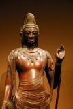 Copy of a 7-8th C. bronze Sho-kannon Bosatsu (Arya-avalokitesvara)