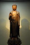 Standing Amida Nyorai (Amitabha) Kamakura period, 1259