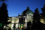 Evening falls over Tokyo National Museum