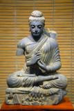 Schist Buddha, Kushan Dynasty (Pakistan) 2nd-3rd C. AD