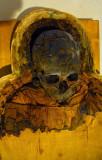 Mummy in Carthnaige Coffin (Egyptian) 22nd Dynasty (935-830 BC)