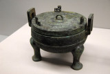 Bronze Ding Cooking Vessel, Spring and Autumn Period (China) 7th-6th C. BC