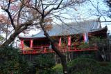 Kiyomizu Kannon-do, established 1631, Ueno Park