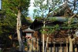 A second building, Kiyomizu Kannon Temple, Tokyo-Ueno Park