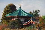 Benten-do Temple (Benzaiten) Tokyo-Ueno Park