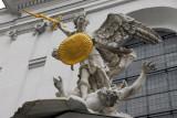 Battle of St. Michael and Lucifer by Lorenzo Mattielli
