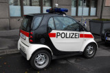 Smart Car - Austrian Federal Police