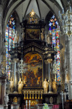 High altar with the Stoning of St. Stephan, Stephansdom (1641-1647)