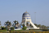 Sallan Roundabout, north coast of Oman near Sohar