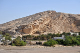 Rugged hill opposite Al Selaif