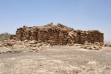 One of the larger tombs at Bat, 3rd millennium BC
