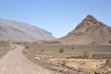 Road from Bat to Al Ablah