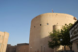 The cannon tower of Nizwa Fort