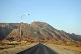 The road from Nizwa to Birkat al-Mawz