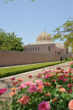 Garden of the Sultan Qaboos Grand Mosque