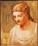Classical Head, Pablo Piscasso, 1922