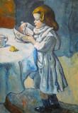 Le Gourmet, Pablo Picasso, 1901
