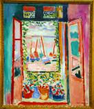 Open Window - Collioure, Henri Matisse, 1905