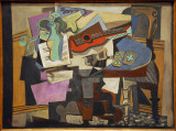 Still Life, Pablo Picasso, 1918