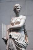 Calliope, Augustin Pajou, ca 1763