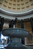 Rotunda fountain, National Gallery of Art