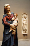 Madonna and Child, 15th C. Florence