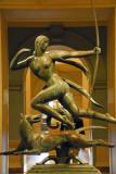 Diana and a Hound, Paul Manship, 1925