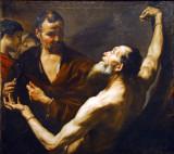 The Martyrdom of St. Bartholomew, Jusepe de Ribera, 1634