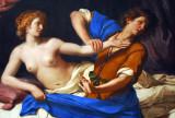 Joseph and Potiphar's Wife, Giovanni Francesco Barbieri (Guercino) 1649