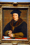 Sir Brian Tuke by Hans Holbein the Younger, ca 1532