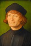 Portrait of a Clergyman, Albrecht Dürer, 1516