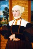 Portrait of a Woman, Hans Mielich, ca 1539