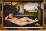 The Nymph of the Spring, Lucas Cranach the Elder, ca 1537