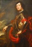 The Prefect Raffaele Raggi, Sir Anthony Van Dyck, ca 1625