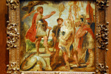 Decius Mus Addressing the Legions, Sir Peter Paul Rubens, ca 1616