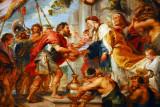 The Meeting of Abraham and Melchizedek, Sir Peter Paul Rubens, ca 1626