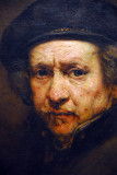 Self-portrait, Rembrandt Van Rijn, 1639