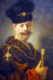 A Polish Nobleman, Rembrandt van Rijn, 1637