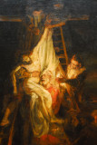 The Descent from the Cross, Rembrandt Workshop, 17th C.