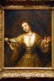 Lucretia, Rembrandt Van Rijn, ca 1664