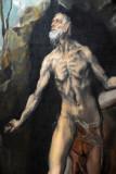 St. Jerome, El Greco, ca 1610