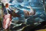 Christ at the Sea of Galilee, Jacopo Tintoretto, ca 1575