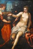 Susanna, Jacopo Tintoretto, ca 1575