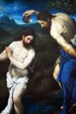 The Baptism of Christ, Paris Bordone, ca 1535