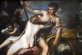 Venus and Adonis, Titian, ca 1560